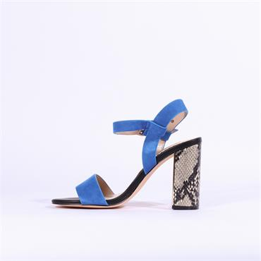 Amy Huberman Blonde Crazy - Blue Snake Combi